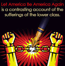 sample let america be america again essay a critique on let america be america again by langston