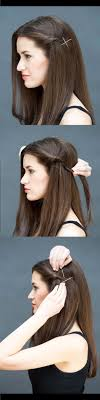 Hair Style For Straight Hair 33 quick and easy hairstyles for straight hair the goddess 6458 by wearticles.com