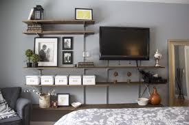bedroom amazing diy tv stand ideas you can build right now bedroom wall design led