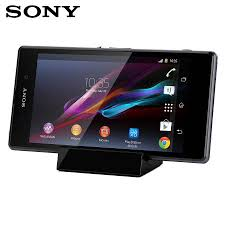 sony z1. sony magnetic charging dock dk31 for xperia z1