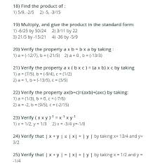 DCMC MATH Class 8: 3rd practice worksheet on rational numbers