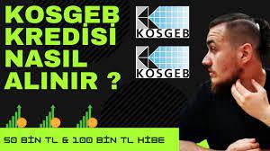 Kosgeb Başvurusu Nasıl Yapılır | Kosgeb Kredisi Nasıl Alınır ? - YouTube