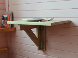 fold down desk drop leaf table