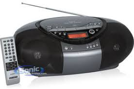 Sony CFD-RS60CP Portable AM/FM Radio CD/USB Player BoomBox (CFDRS60CP) CD USB Boombox