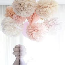Decorative Tissue Paper Balls Delectable Tissue Paper Pom Poms Value Sets Decopompoms Party Decoration
