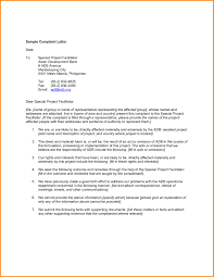 Complaint Format Template Letter Of Complaint To Doctor Best Of Exampleplaint 65