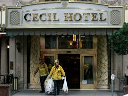 The cecil hotel was constructed in 1924. We Tasted Blood In The Water At The Cecil Hotel Before Elisa Lam S Rotting Corpse Was Found In Tank