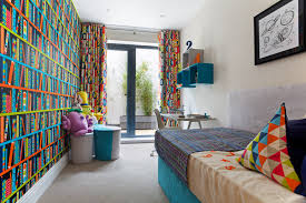 Show Home Bedroom Funky Colourful Childrens Bedroom In Our Latest Award Winning