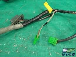 2001 honda s2000 oem interior wire harness fuse box ap1 f20c product description