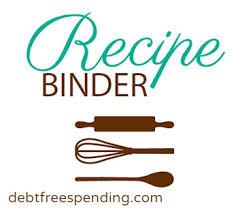 recipes binder cover. Wonderful Binder Recipe Binder On Recipes Cover I