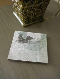 Decorative Tile Coasters Video Using Paper Napkins to Make Decorative Tile Coasters Tile 13