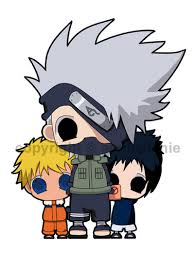 anime chibi naruto characters. Chibi Characters Fond Containing Anim Called Naruto On Anime