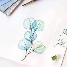 Những bức tranh... - Hội Màu Nước - Cùng Vẽ Màu Nước Mỗi Ngày