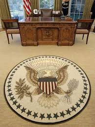 oval office rug. Ovalofficerug.jpg APA New Rug In The Oval Office S