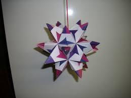 Origami Sternentstehung Wir Basteln Einen Stern