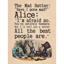 Alice In Wonderland Quote Extraordinary Alice In Wonderland Quote Wee Blue Coo