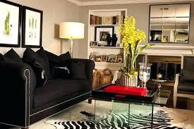 Black Furniture Living Room Ideas Impressive Brown And Black Living Room Ideas Atrisl