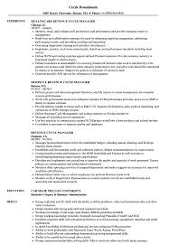 Revenue Cycle Manager Resume Examples Revenue Cycle Manager Resume Samples Velvet Jobs 1