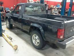 1988 jeep c che eliminator builds and project cars forum since i don t have a garage my friend has been letting me work on the truck at his place in nh originally i was going to replace the clutch and swap in