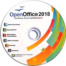 office for home. Open Office Suite 2018 CD For Home Student Professionals And Business, Compatible With Microsoft E