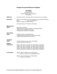 Combined Resume Combined Resume Template Resumes And Cover Letters 23