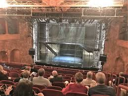 Systematic August Wilson Theatre Seating Chart View August