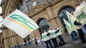 Ein klares ja für bahnstreik erwartet; Bahn Befurchtet Streik Der Gdl