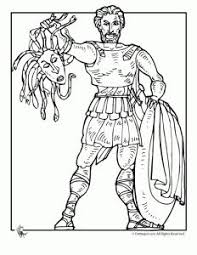 ancient greek s and greek heroes coloring pages