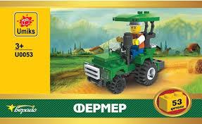 <b>Umiks Конструктор</b> Фермер U0053
