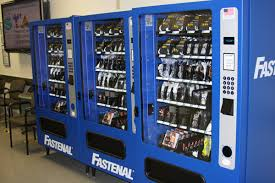 Fastenal Vending Machine Login Custom Fastenal A O Smith Announce DoubleDigit Increases