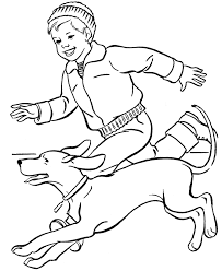 Small Picture Dog Coloring Pages 360ColoringPages