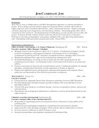 Objective On Resume For Administrative Assistant Free Resume