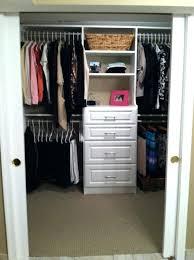 Small Bedroom Closet Design Ideas Inside Open 52819
