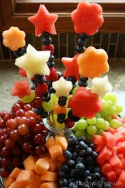 how to make fruit bouquets and fruit kabobs twohealthykitchens com