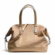 Coach BLEECKER LARGE COOPER SATCHEL IN PERFORATED LEATHER  428 CDN Is it  too much  So