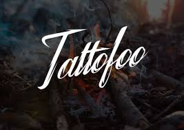Font awesome free is free, open source, and gpl friendly. Tattofoo Font By Hamzfat Creative Fabrica In 2020 Free Script Fonts Script Fonts Brush Font