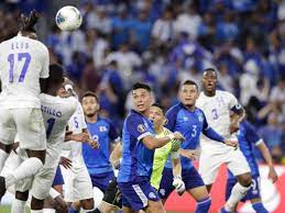El Salvador vs. Honduras - World Cup ...
