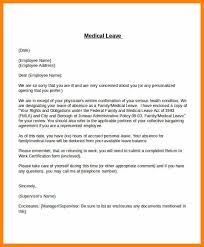 13 Format Of Leave Letter Good New World