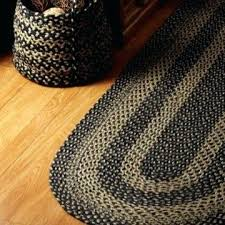 country style rugs braided jute cottage uk