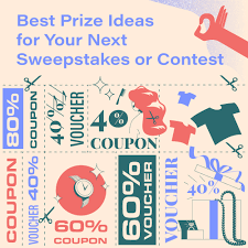 Best Prize Ideas For Your Next Sweepstakes Or Contest