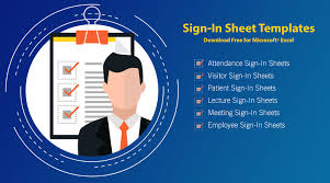20+ Sign-In Sheet Templates For Visitors, Employees, Class, Patient Etc.