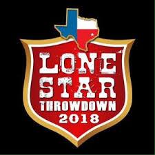 Lone Star Throwdown 2018 - Texas Show Events
