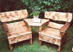rustic wooden outdoor furniture. Rustic Garden Furniture Manufacture And Deliver A Range Of Quality Crafted Wooden Bench Seats, Swing Arch Seats \u0026 More To Enhance Your Outdoor