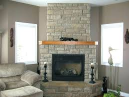 corner fireplace mantel rustic mantels gas kits plans to build your own the design ideas corn