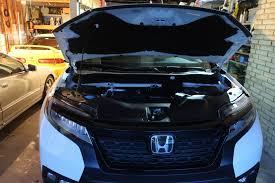 The contact owns a 2000 honda passport ex. Engine Bay Lights And Oil Catch Can Photos Honda Passport Forum
