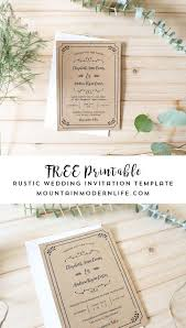 wedding invite template download free printable wedding invitation template freebies wedding