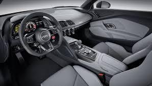 black audi r8 interior. audi r8 v10 plus interior black p