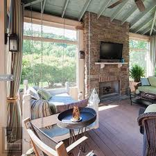screened in porch plans. Amazing Interior Of Custom Designed And Built Screened Porch In Plans S