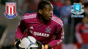 Goalkeeper Sean Johnson Opens English Training Stint | Chicago Fire FC