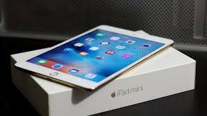 IPad Air 2 and iPad mini 3 Display Technology Shoot-Out